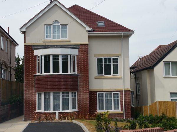 New property comprising of 1 bedroom flats