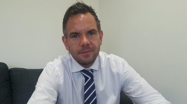 Managing Director Steve Wells